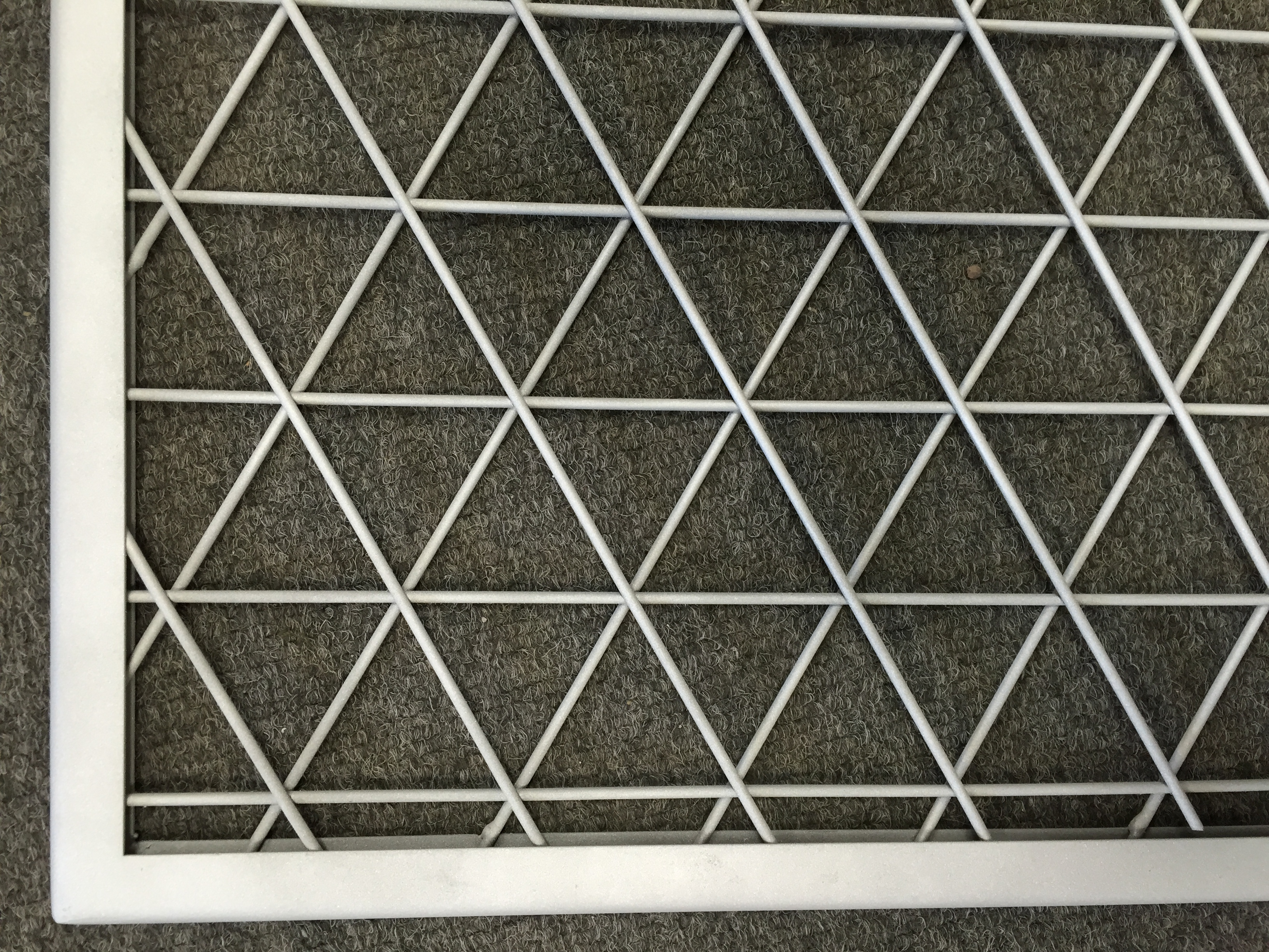 Triangular mesh